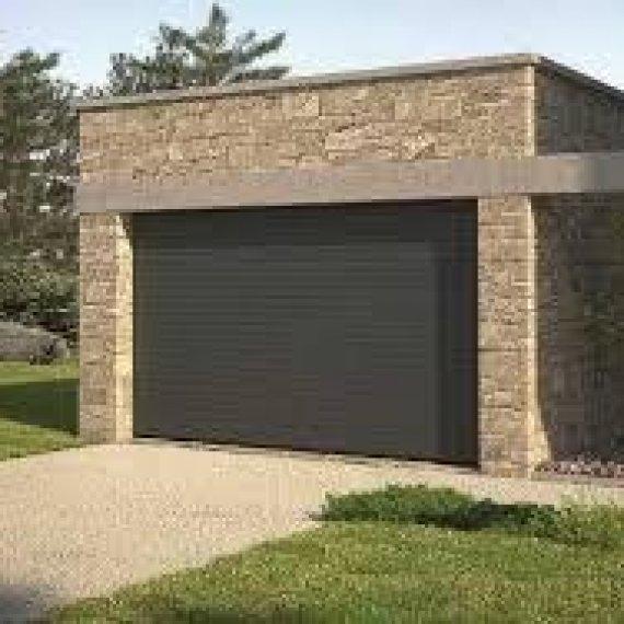 Porte de Garage Enroulable Alu - Gamme EXCELIS