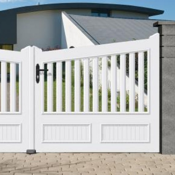 Portail PVC - Gamme ORION